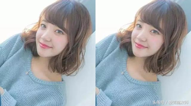 入秋新款日系短髮就是不一樣,少女感爆棚! - 每日頭條