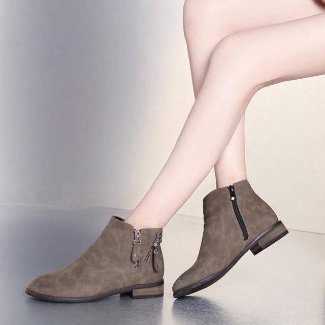 這幾款不得不推薦的靴子,冬季回頭率就靠它了! - 每日頭條