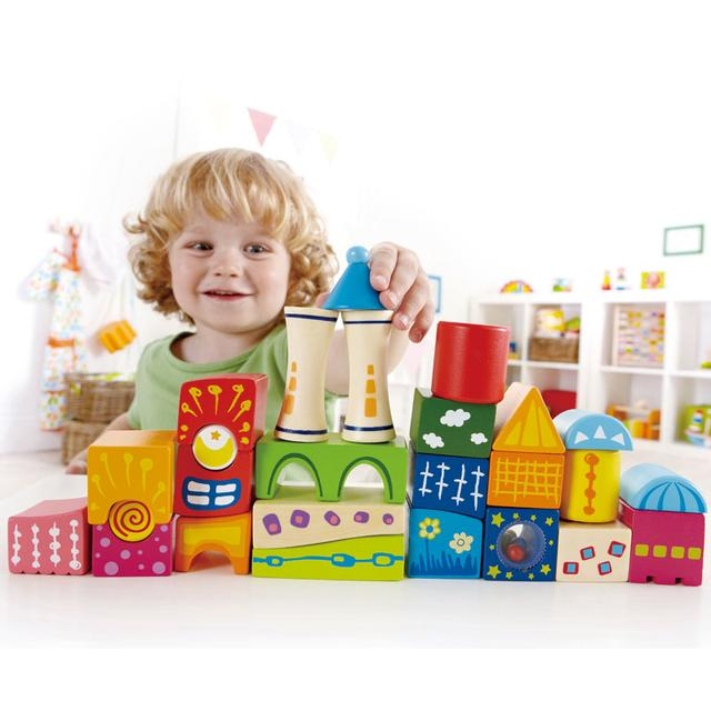 不止樂高,22款積木玩具推薦(附心得),孩子的聰明是玩出來的~ - 每日頭條