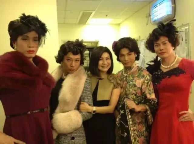 她是鍾鎮濤前女友,也是TVB幕後大佬,無線女強人樂易玲風雲錄 - 每日頭條