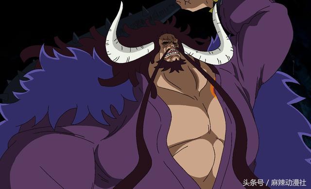 海賊王:路飛在和之國最強的夥伴。打敗四皇凱多有望 - 每日頭條