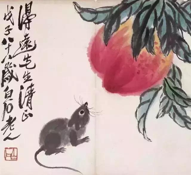 閱讀 齊白石為何喜歡畫老鼠 - 每日頭條