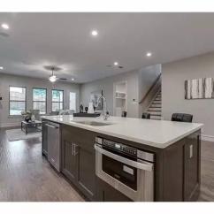 Kitchen Remodel Dallas Polished Nickel Faucet 房88推荐 4卧3卫独栋别墅定制高档装修 每日头条 纵览全景