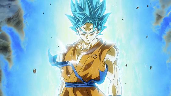 《龍珠》賽亞人的終極形態 超賽神紅色有一點完全強於超賽神藍色 - 每日頭條