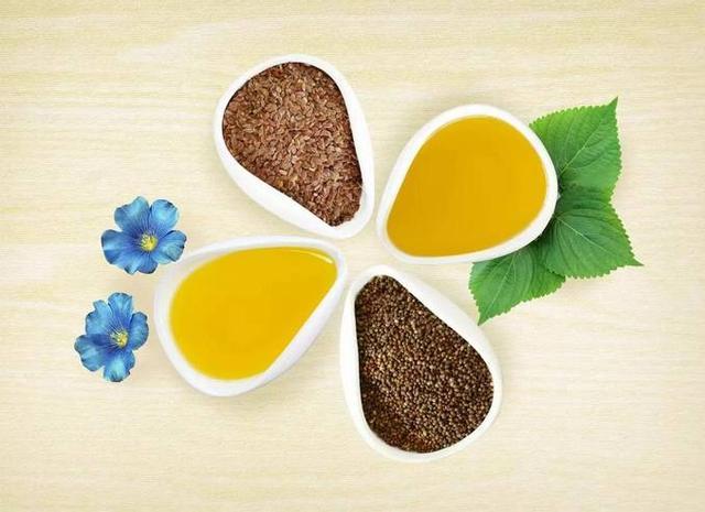 不喜歡亞麻籽油的味道。但還需要它的營養。那就試試TA! - 每日頭條