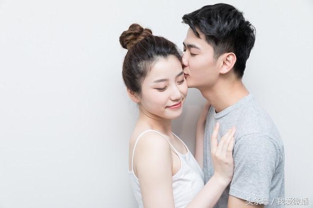 這四個親吻的舉動,就能看出女人愛你有多深 - 每日頭條