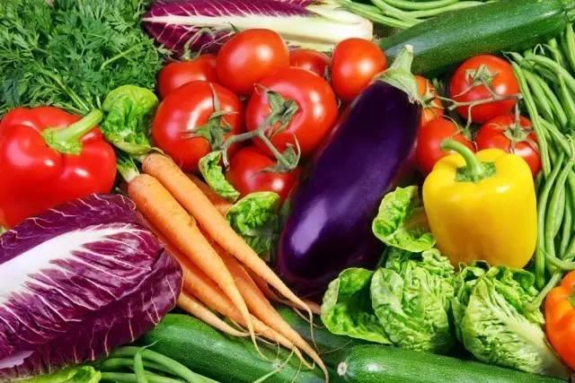 吃蔬菜,要「好色」 - 每日頭條