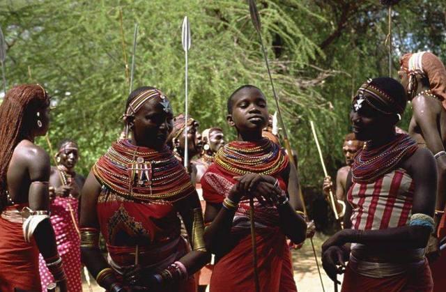 非洲土著日常生活及習俗 - 每日頭條