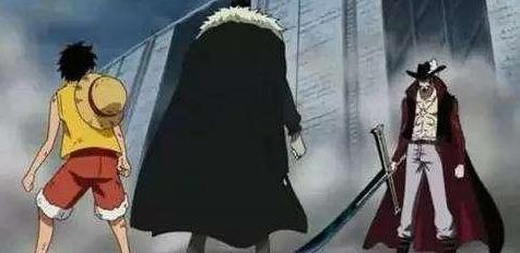 海賊王。沙男是七武海中實力最弱的一位?看看強者對他的態度! - 每日頭條