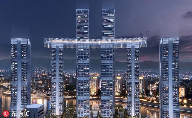 凱德集團在重慶打造「橫向摩天輪」 創世界最高長廊記錄 - 每日頭條