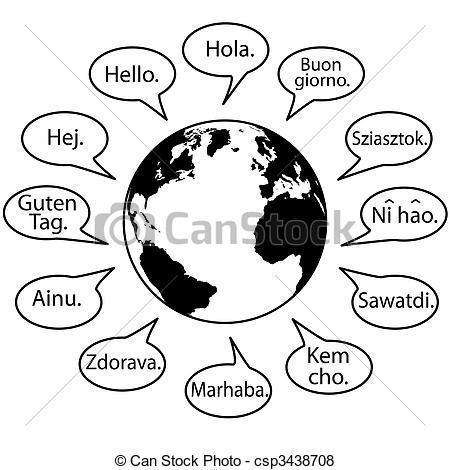 「你好」的各國語言 - 每日頭條