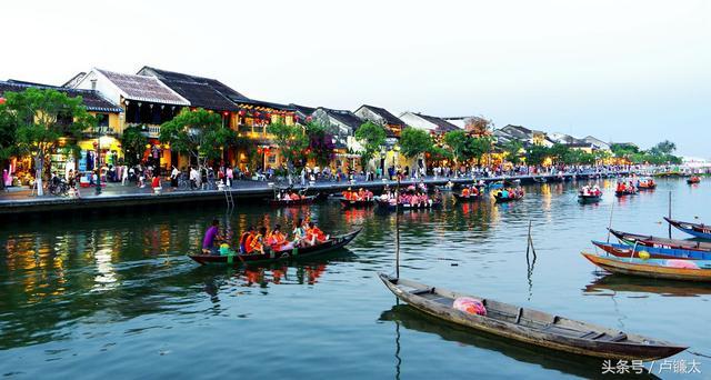 越南會安港:越南歷史上最著名的東方海港,更是中國商人的福地 - 每日頭條