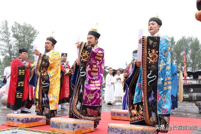 長春市三清觀舉辦《關聖帝君》《黑媽媽》聖誕法會 - 每日頭條