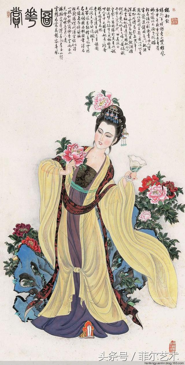 中國畫家單柏欽國畫作品選欣賞 - 每日頭條