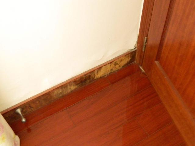 家住一樓就不用做防水嗎?結果不只是家具發霉…… - 每日頭條
