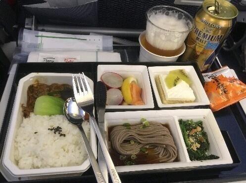 飛機餐最好吃航空公司排行榜:第一看餓了 - 每日頭條