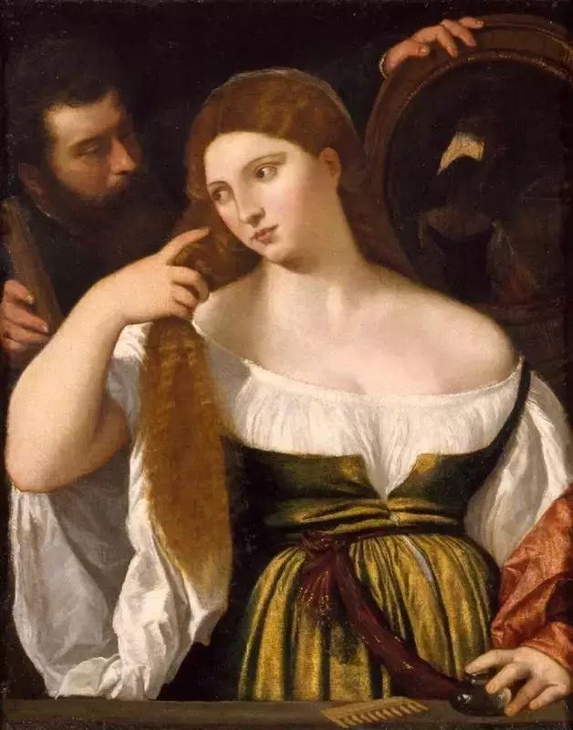 丹青易考:提齊安諾·維伽略,不可錯過的十幅名畫! - 每日頭條