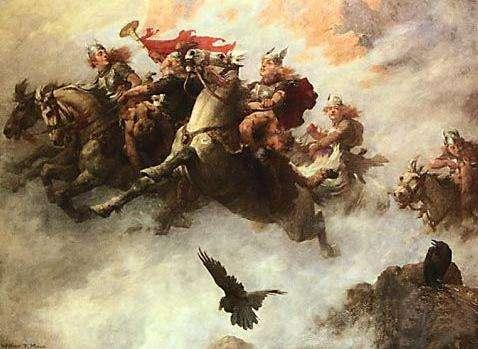 音樂奇才華格納和閱兵神曲《女武神的騎行》 - 每日頭條