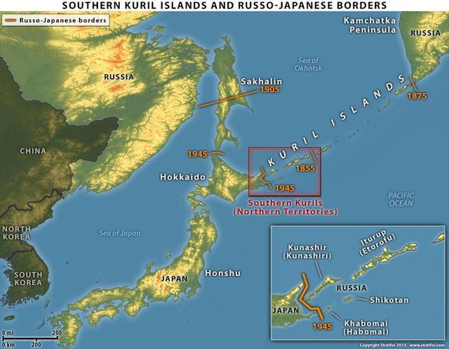 揭秘蘇聯遠東南千島群島武力收復的內幕 - 每日頭條
