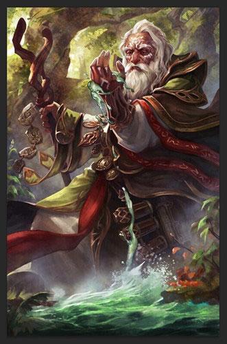 北歐神話中的六位主神,除了奧丁和索爾,你還知道哪幾位? - 每日頭條