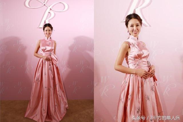 心如歸寧宴 大紅中式禮服華美 蕾絲花朵長裙浪漫 - 每日頭條