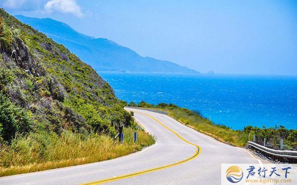 去美國旅遊打卡5條公路—大海與自駕更配哦! - 每日頭條