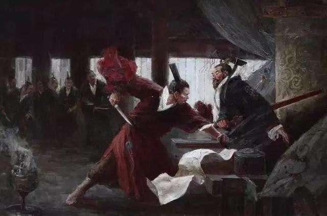 血色浪漫——《史記·刺客列傳》的那些事兒。 - 每日頭條