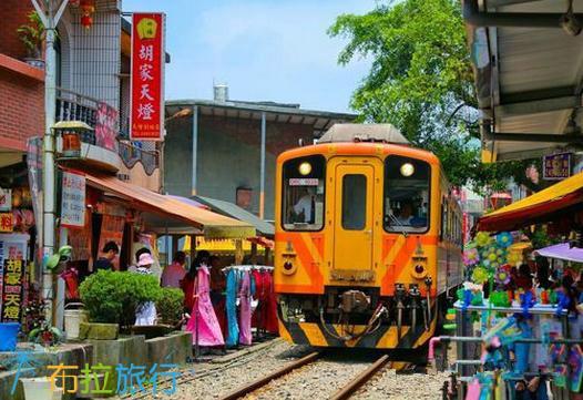 臺灣浪漫觀光小火車之旅 愛上沿途的風景 - 每日頭條