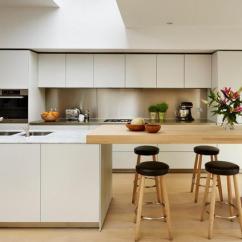 Kitchen Backsplashes Remodle 被绝大多数人忽略的厨房后挡板 每日头条 1 不锈钢平整 可以进行弯折加工 非常容易贴合墙面