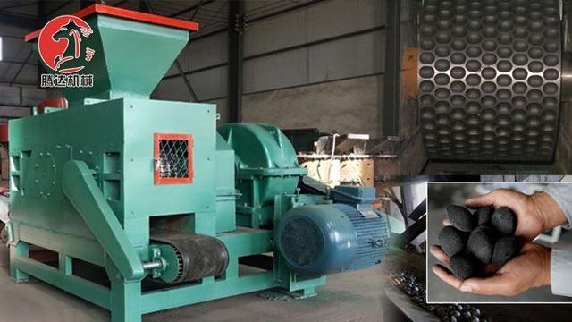 騰達全新礦粉壓球機設備開闢礦產行業發展新格局 - 每日頭條