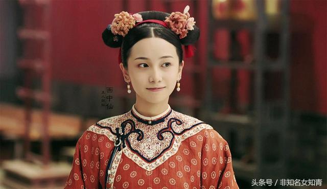 《延禧攻略》爾晴的兒子福康安不是皇上的孩子,在劇中她早有交代 - 每日頭條