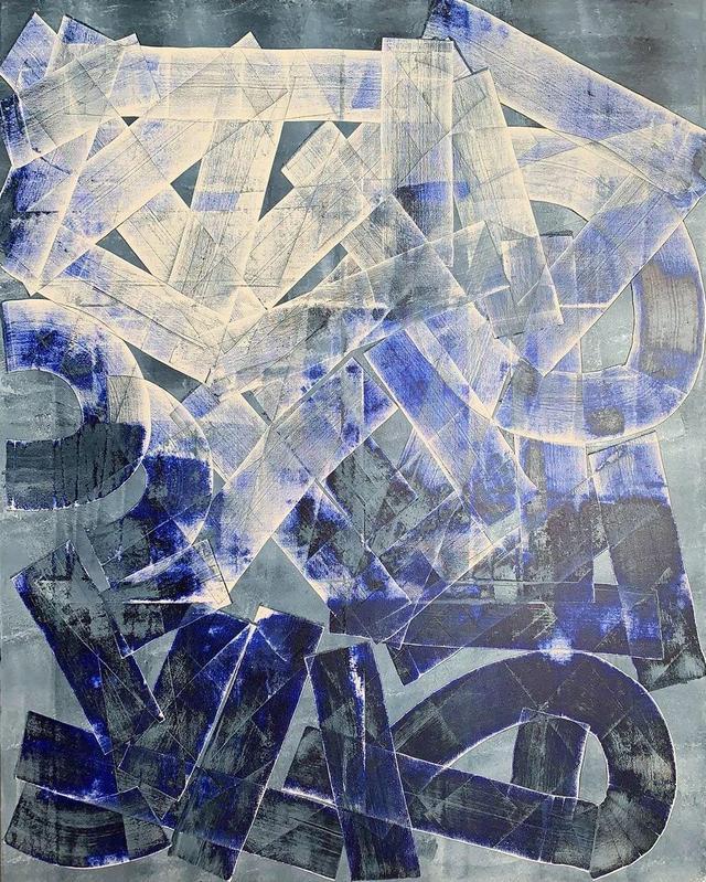 視覺盛宴!杭州罕見的抽象畫大展已於「西溪藝得美術館」隆重開幕 - 每日頭條