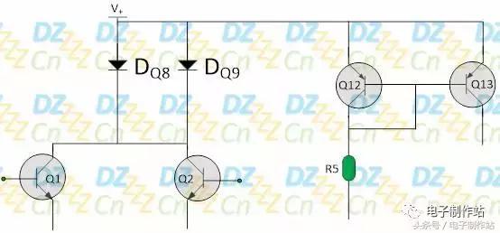 最詳細的LM741運算放大器功能原理圖透徹分析。千萬不要錯過了! - 每日頭條