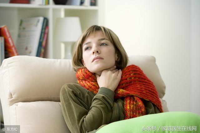 怎麼緩解喉嚨痛?這6個小妙招。都是前人總結下來的 - 每日頭條
