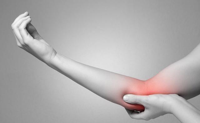 肘關節痛,網球肘?按這幾個手足反射區有效果,收藏,轉發 - 每日頭條