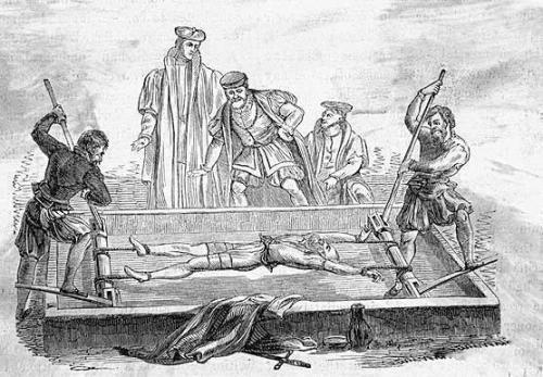 古波斯帝國的船刑有多殘忍?遠超過妲己發明的蠆盆酷刑! - 每日頭條