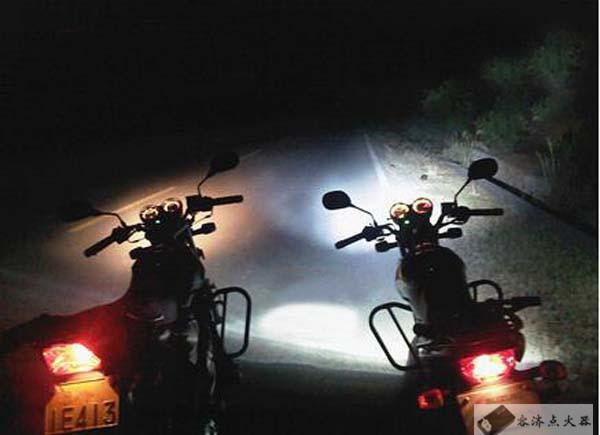 摩托車燈如何選型:大燈、轉向燈、尾燈、剎車燈、定位燈、氙氣燈 - 每日頭條