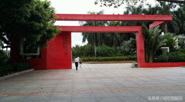 旅遊景點—深圳福田區有哪些免費公園。看看那個公園最坑爹 - 每日頭條