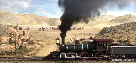 《鐵路帝國》官方中文版登陸Steam 歡迎來到工業革命時代的美利堅 - 每日頭條