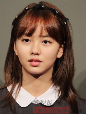 韓國清純女高中生髮型 甜美氣質媲美校花 - 每日頭條