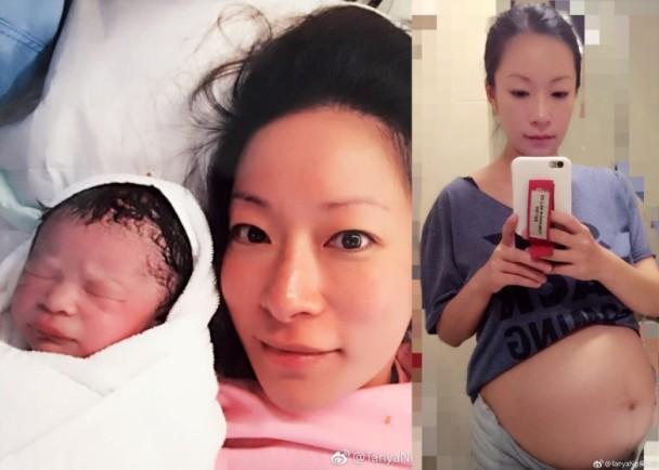張震舊愛吳家欣產女重5.4斤 女兒輪廓五官都像極了母親 - 每日頭條