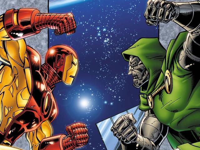 漫威實時: 毀滅博士變身超級英雄。還要繼任鋼鐵俠? - 每日頭條