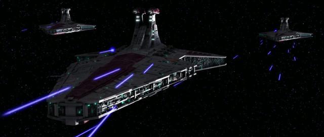星戰巨艦(二)——獵兵級殲星艦 - 每日頭條
