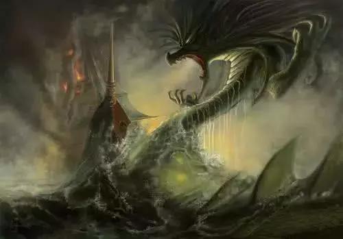 洪荒時代最強八大神龍,應龍勉強上榜,第一名傳承龍族最強血脈 - 每日頭條
