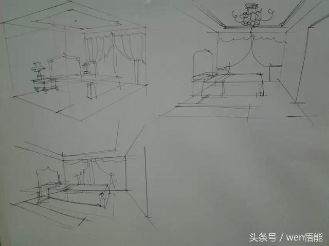 教你怎樣快速學會室內手繪 - 每日頭條