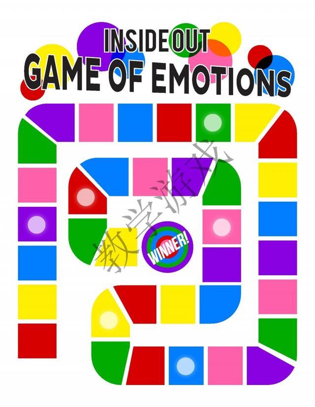 頭腦特工隊 情緒遊戲|我和孩子開始表達情緒,我們更親近了! - 每日頭條