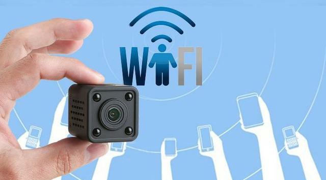 傳統監控攝像頭已淘汰。微型遠程網絡攝像頭才是主流!免安裝。高清紅外夜視。無網無電照常工作! - 每日頭條
