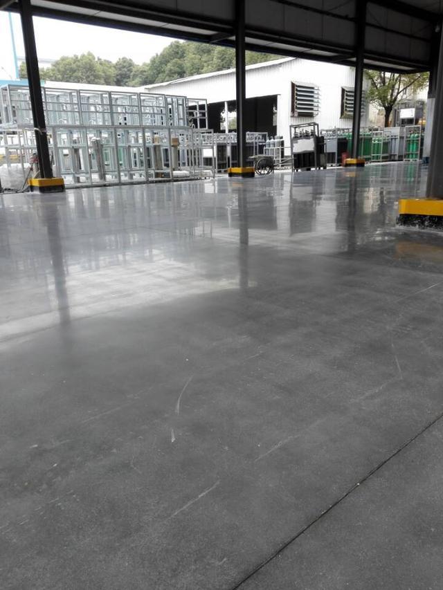環氧地坪漆和密封固化劑分別施工流程和地面要求有哪些? - 每日頭條