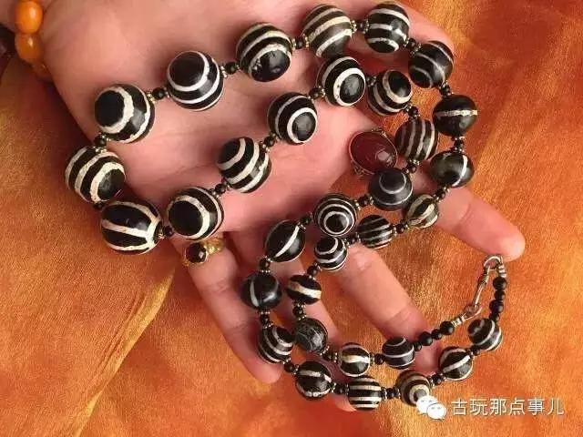 天珠旁系緬甸驃(pyu)珠 - 每日頭條
