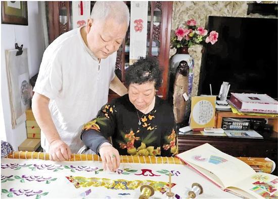 婺劇戲服傳統文化 這對七旬老夫妻「玩」出新花樣 - 每日頭條
